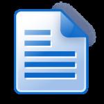 Универсальный корректировочный документ