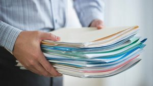 Распределение входящих документов в Диадок
